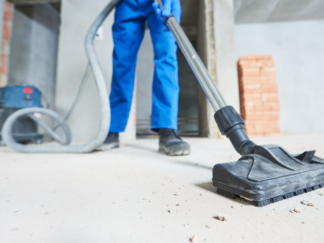 Post-Construction Cleaning Service Is Within Reach